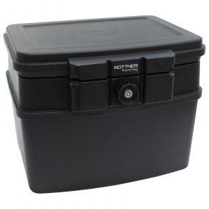 Rottner Feuerschutzkassette  FIRE DATA BOX 3 schwarz