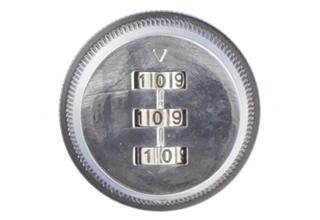Mechanický kombinačný zámok X-key
