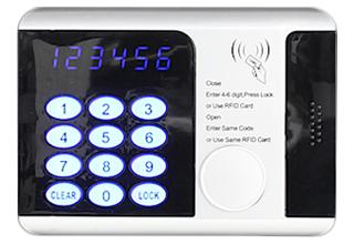 Elektronický RFID zámok