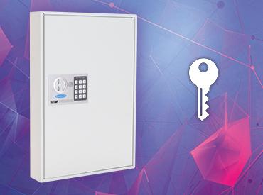 Rottner elektronické skrinky na kľúče