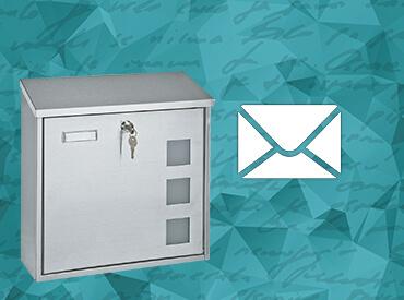 Rottner poštové schránky