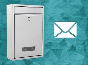 Poštové schránky Rottner bez boxu na noviny