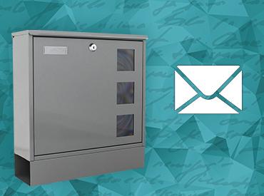 Poštové schránky s boxom Rottner
