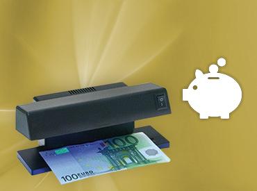 Testery bankoviek Rottner